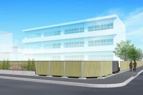 東京都資料より木塀の設計モデルの例