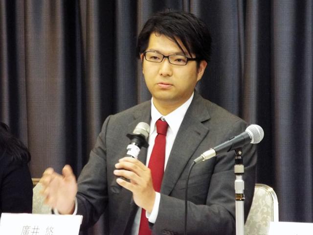 廣井 悠・東京大学准教授