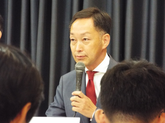 早坂義弘・東京都議会議員
