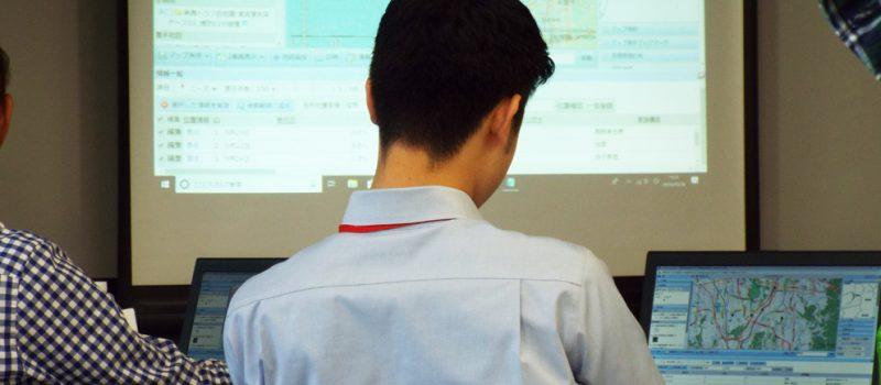 大阪府社協の「eコミ」操作研修会で
