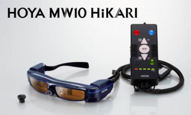 P6 1 HOYA暗所視支援眼鏡「HOYA MW10 HiKARI - HOYA暗所視支援眼鏡「HOYA MW10 HiKARI 」