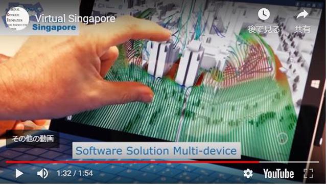 P4 3b 「Virtual Singapore」より - 国交省が進める「Society5.0」――「デジタルツイン」