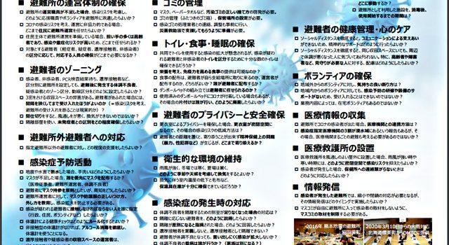 東京大学「災害対策トレーニングセンター(DMTC)」の「対策ジレンマ集」より