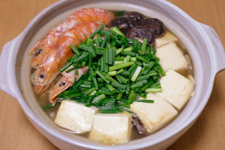 DSCF0999いしる鍋① - 〈 復興わがまち ご当地ごはん! 〉<br> 【第48回】 石川県「いしる鍋」