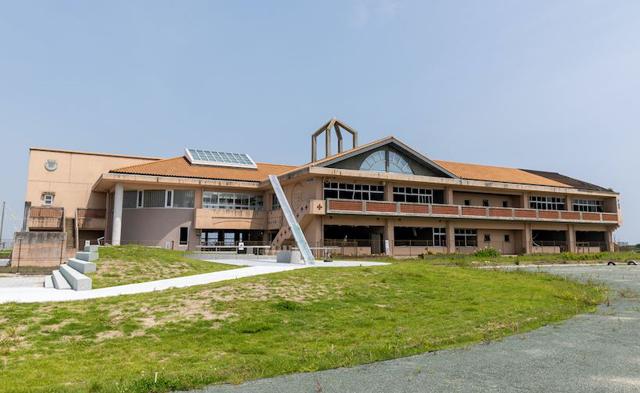 P5 1 「GOOD DESIGN 2020」を受賞した山元町震災遺構中浜小学校(同賞HPより - 「グッドデザイン賞」に見る<br>『防災・復興』