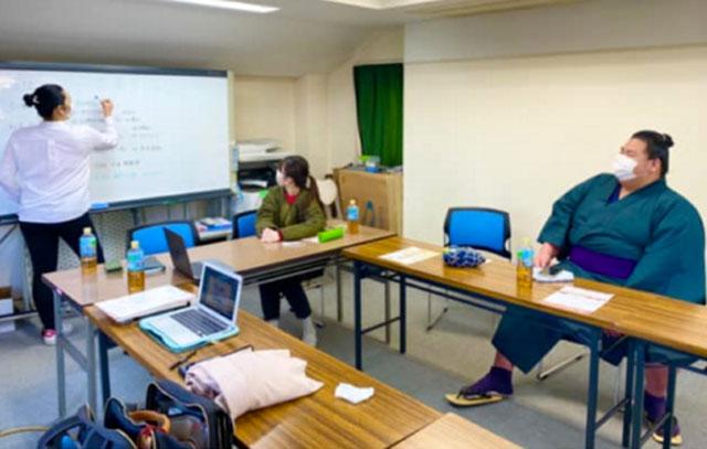 P2 2c 日本食育防災士の第1期生として研修中の田子丸さん(田子ノ浦部屋) - 女性主導の防災推進<br>―協働の輪広がれ
